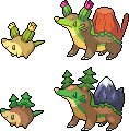 Daily Fakemon Day 15 - Weasummit by mjco