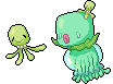 Daily Fakemon Day 30 - Laveila