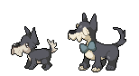 Daily Fakemon Day 41 - Servutler by mjco