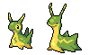 Daily Fakemon Day 43 - Slugder by mjco