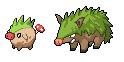 Daily Fakemon Day 51 - Boarland by mjco