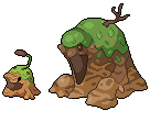 Daily Fakemon Day 70 - Swampeast by mjco