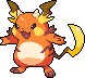 Daily Fakemon Special - Gorochu by mjco
