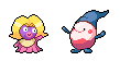 Beta Pokemon - Psychic Babies by mjco