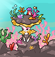 Queen of Coral by mjco