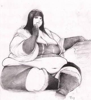 Myria LeJean by the-murdellicious