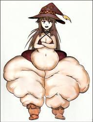 A Job for this Useless Goddess - Megumin DLC - 01