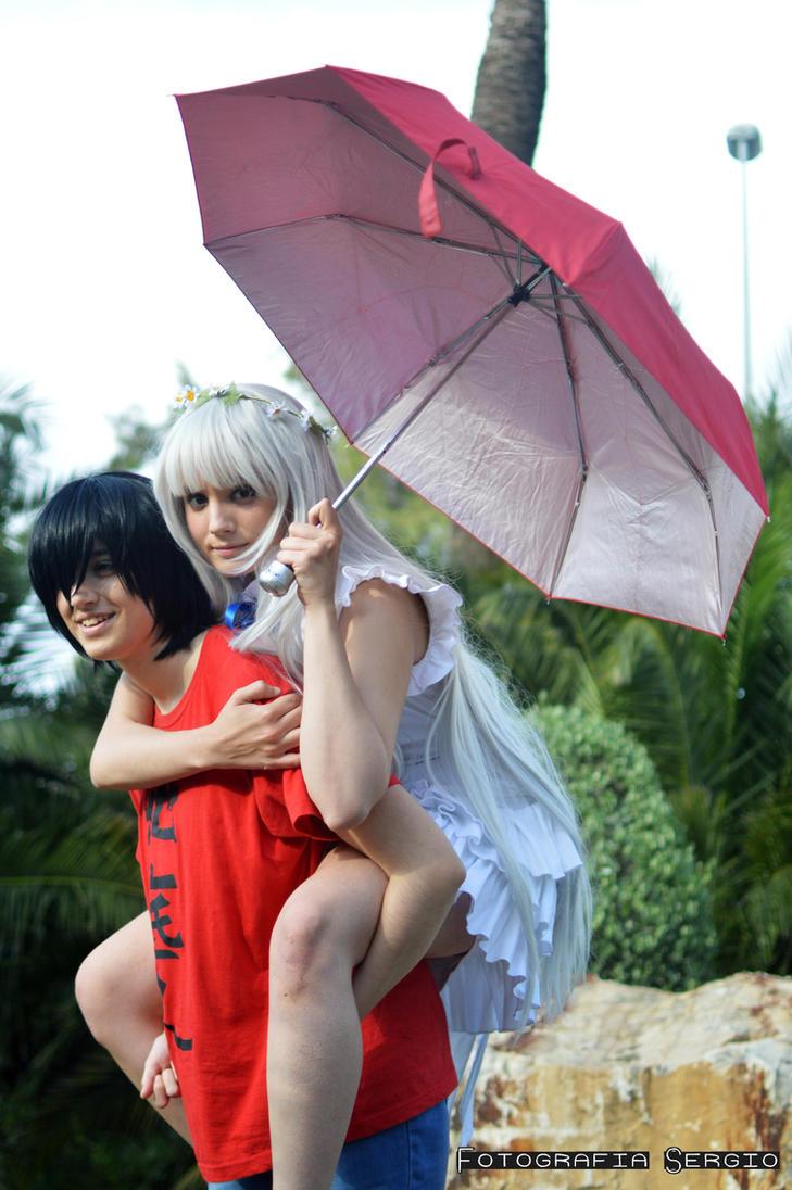 Ano Hana cosplay by Ciel-Kagami