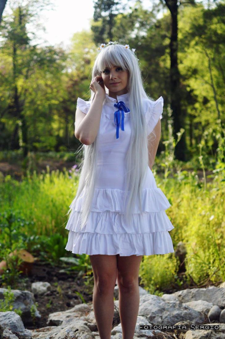 Ano Hana Menma cosplay by Ciel-Kagami