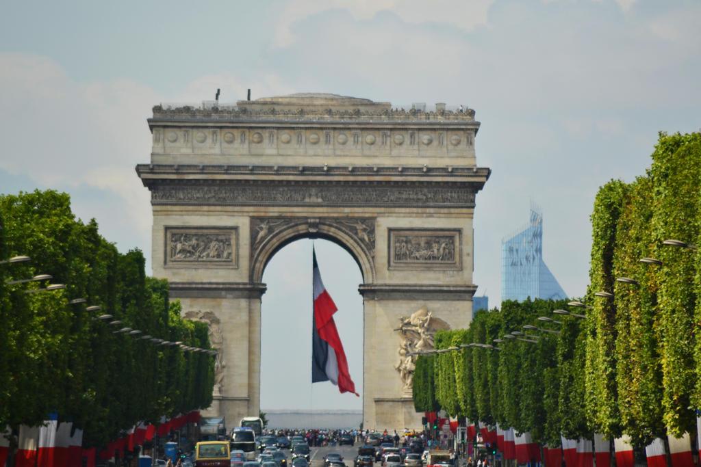 Bastille Day by Illuminya