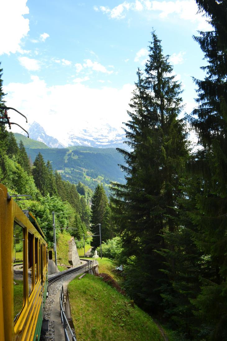 Train Line by Illuminya