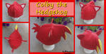 Colby the Hedgehog by Kai45