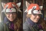 Red Panda Hat (Pabu!)