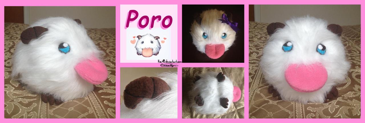 Poro Plush