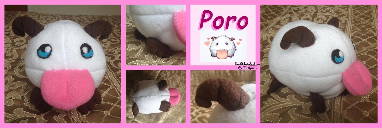 Poro Plush - Fleece