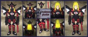 Duskmon Plushie