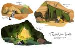 ThunderClan Camp Concepts