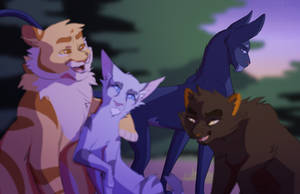 Crowfeather's Sons