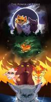 Power Of Three Rewrite