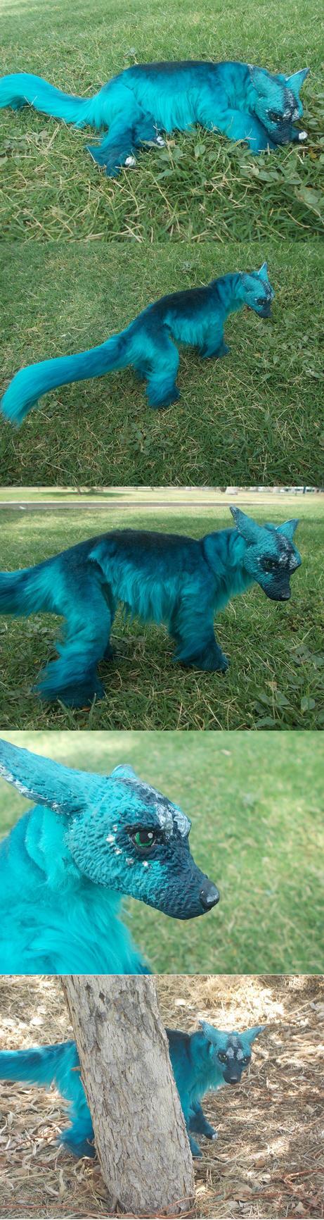 Azura Fox SOLD by KaypeaCreations