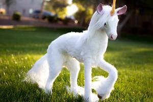 Handmade Poseable Unicorn ( Youtube Video) by KaypeaCreations