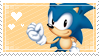[010] Mania!Sonic Stamp by rukia-stamps
