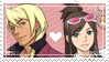 [019] Klema Stamp by rukia-stamps
