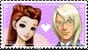 [022] Kristahlia stamp by rukia-stamps