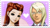 [022] Kristahlia stamp by rukia-stamps