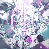Quantum Cluster -02: Crystal Realm by KMSawad