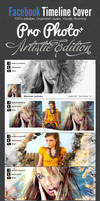 ProPhoto Artistic Facebook Timeline Cover Template