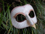Barn owl mask