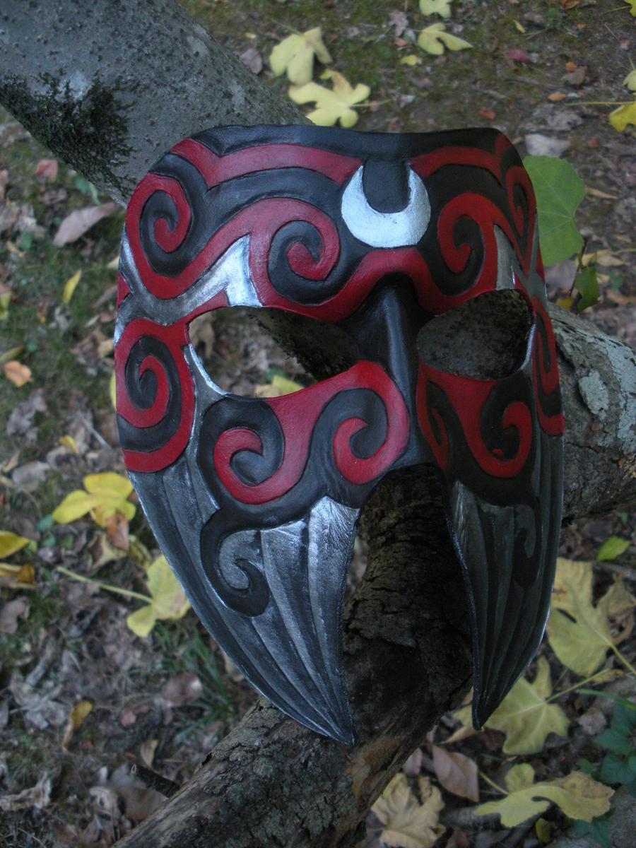 Mask of the Morrigan