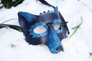 Winter wolf by SilverCicada