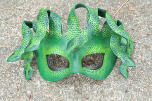 Medusa mask by SilverCicada