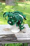 Medusa mask and headdress side by SilverCicada