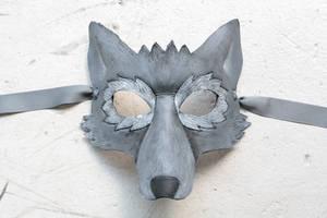 Gray wolf by SilverCicada