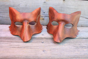 Scar fox brothers by SilverCicada