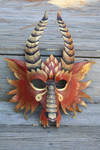 Mask for my fire dragon