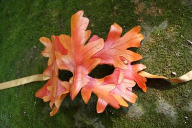 autumn oak king by SilverCicada