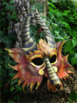 Greater Fire Dragon Mask