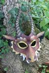 Lesser Fire Dragon by SilverCicada
