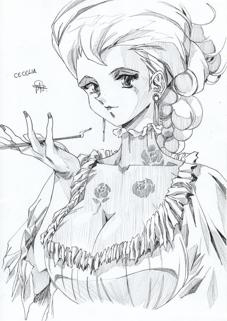 Pirate Extra - Cecelia Webb by Strangerataru