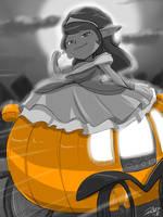 Quinnderella - Pump My Ride by Strangerataru