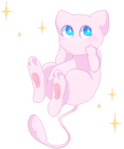 Mew by ShyLittleLily
