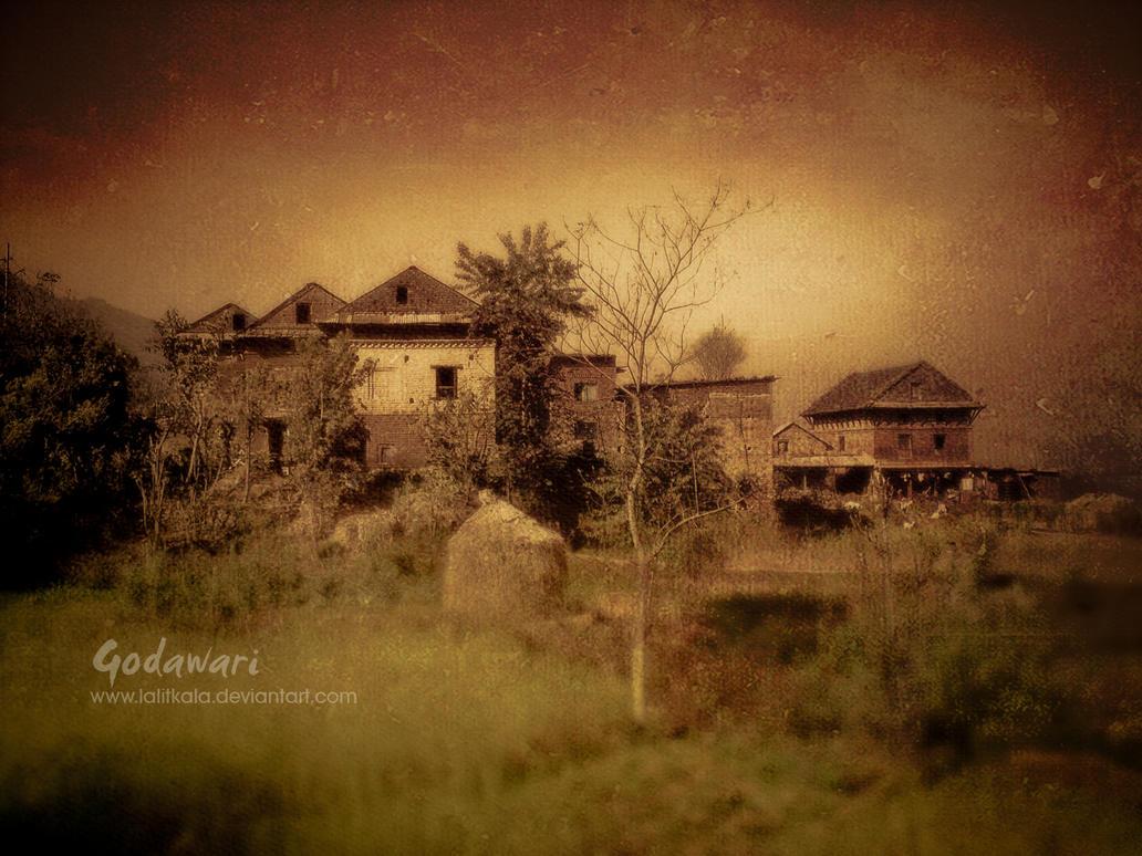 Godawari by lalitkala