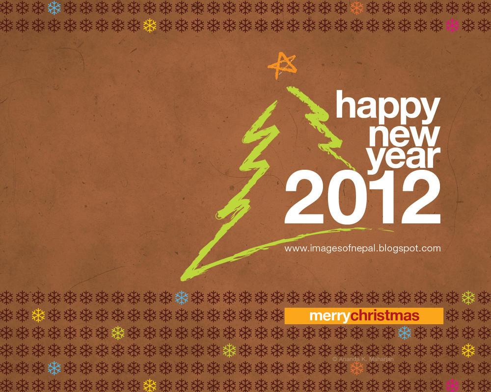 happy new year 2012 wallpaper by lalitkala on deviantart