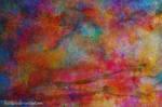 Colorful splashes Lokta Paper