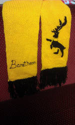 Baratheon Scarf