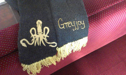 Greyjoy Scarf